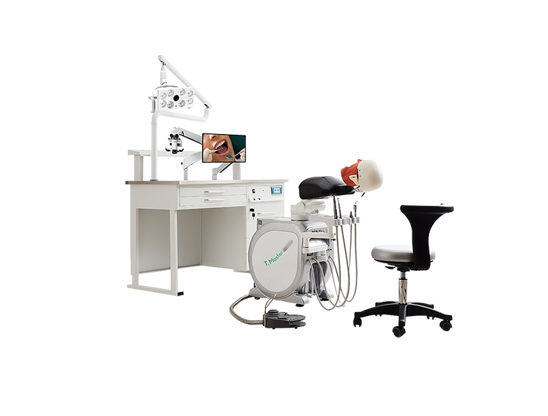 What are the features of dental electric suction machine